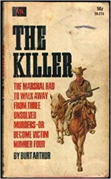 The Killer by Burt Arthur