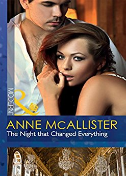 The Night That Changed Everything by Anne McAllister