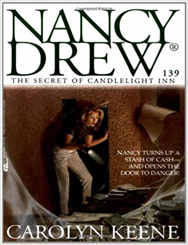 The Secret of Candlelight Inn (Nancy Drew) by Carolyn Keene