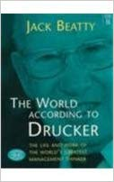 The World According to Drucker by Jack Beatty