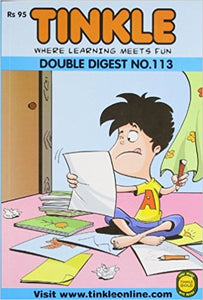 Tinkle Double Digest No. 113 by Rajani Thandiath