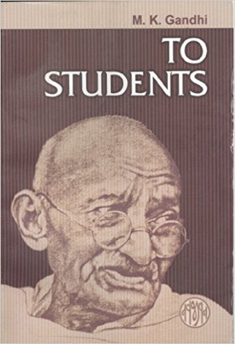 To Students By M.K.Gandhi