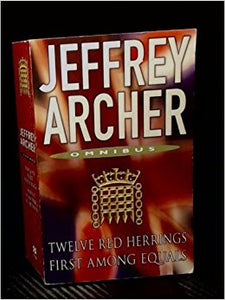 Twelve Red Herrings First Among Equals by Jeffrey Archer