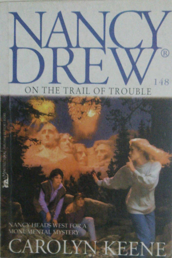 Nancy Drew On The Trail Of Trouble No 148 By Carolyn Keene
