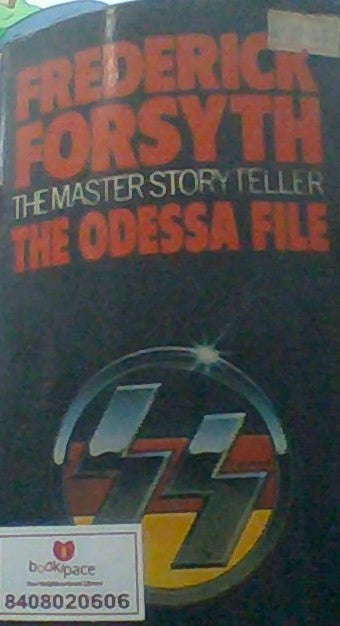 The Odissa File By Frederick Forsyth