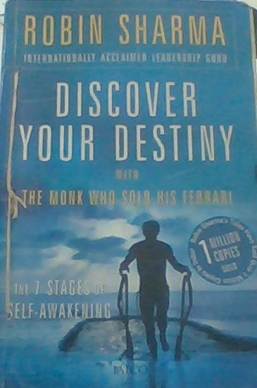 Discover Your Destiny By Robin Sharma