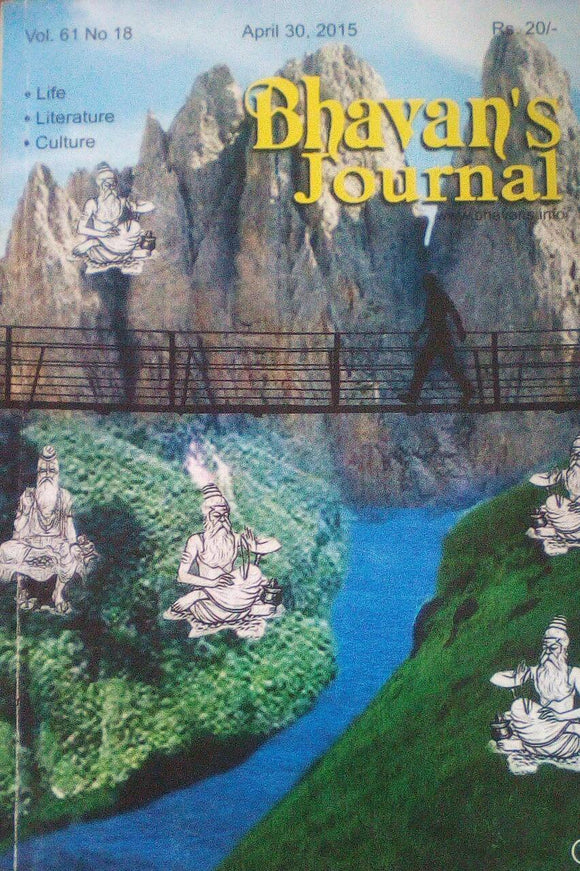 Bhavan's Journal April 30 2015 Vol 61 No 18