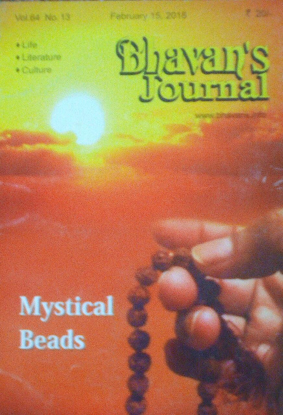Bhavan's Journal February 15 2018 Vol 64 No 13