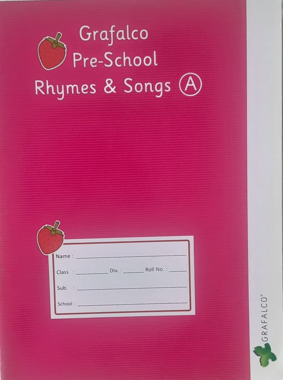 Grafalco pre school Rhymes and songs
