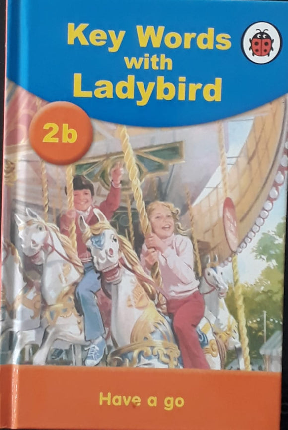Key words with lady bird 2b - Have a go