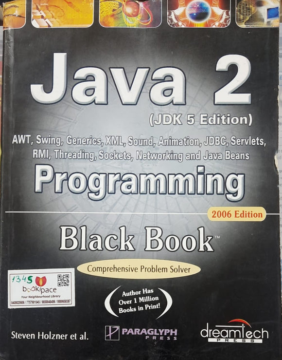Java 2 Programming black book