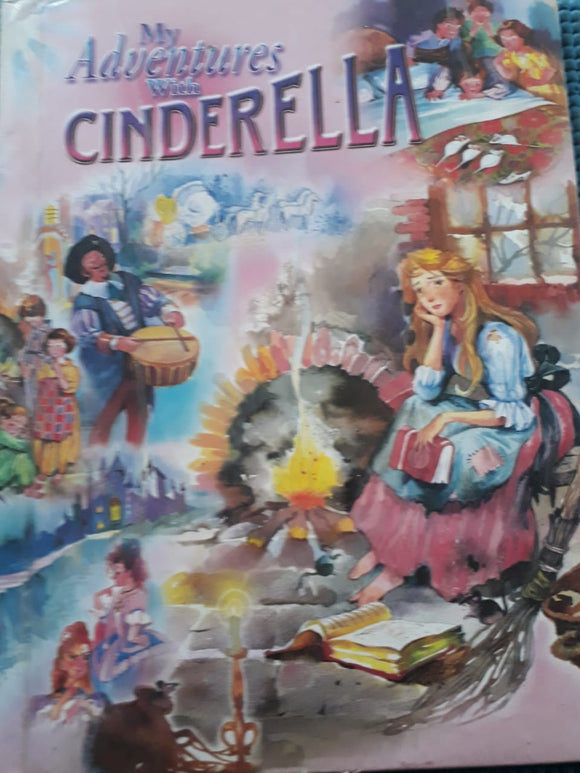 My Adventures with Cinderella
