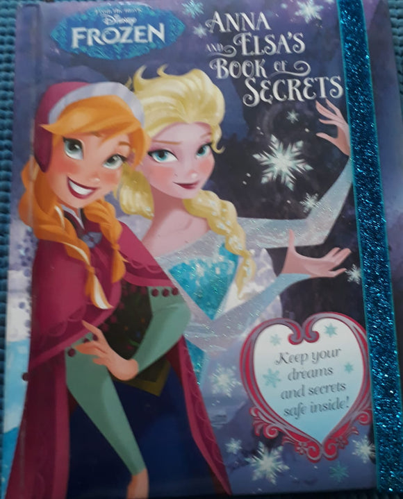 Disney's Frozen - Anna and Elsa's Book of Secrets