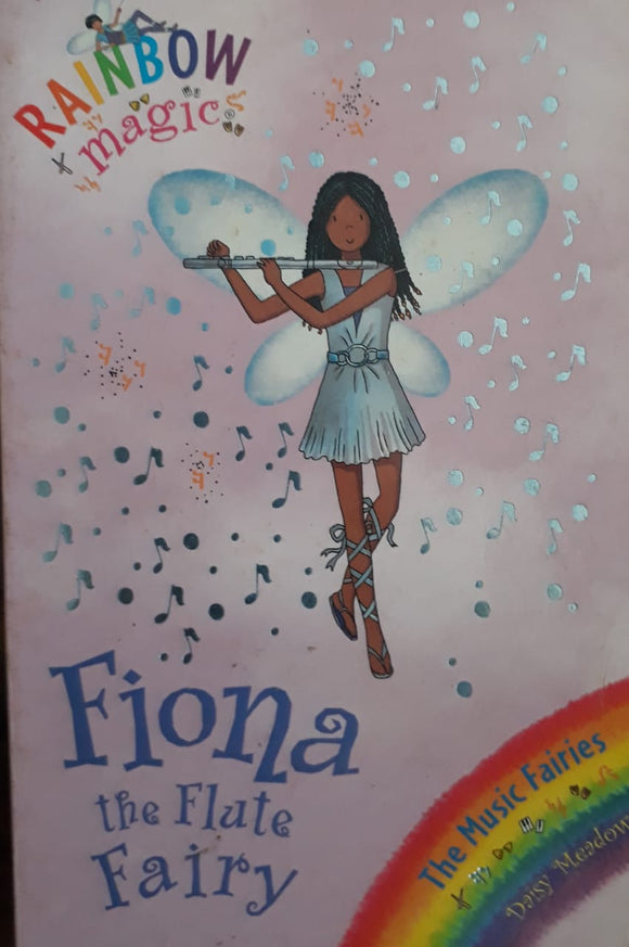 Rainbow Magic - Fiona the Flute Fairy