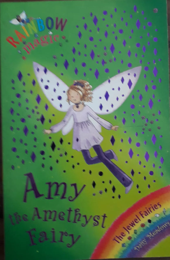 Rainbow Magic - Amy the Amethyst Fairy