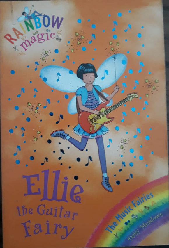 Rainbow Magic - Ellie the Guitar fairy