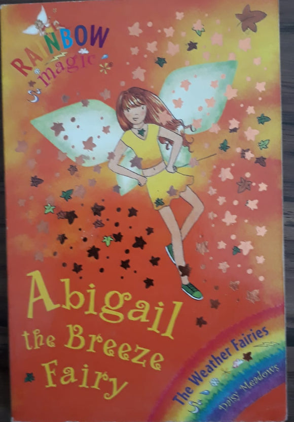 Rainbow Magic - Abigail the breeze fairy