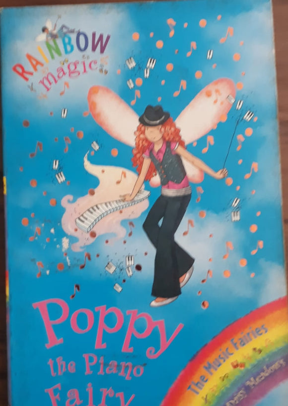 Rainbow Magic - Poppy the piano fairy