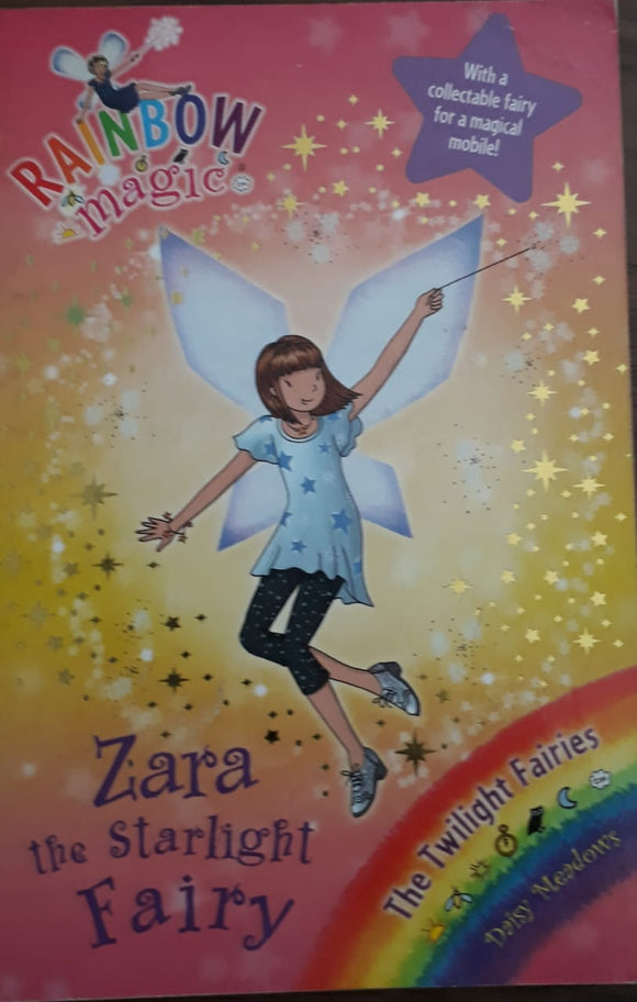 Rainbow Magic - Zara the star light Fairy