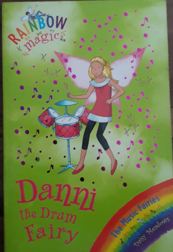 Rainbow Magic - Danni the Drum Fairy