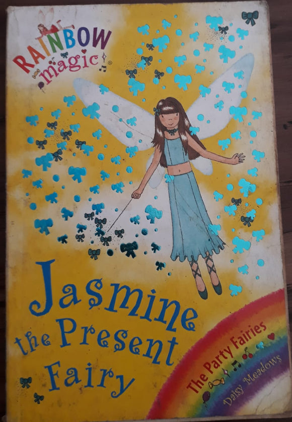 Rainbow Magic - Jasmine the Present Fairy