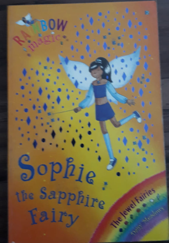 Rainbow Magic - Sophie the Sapphire Fairy