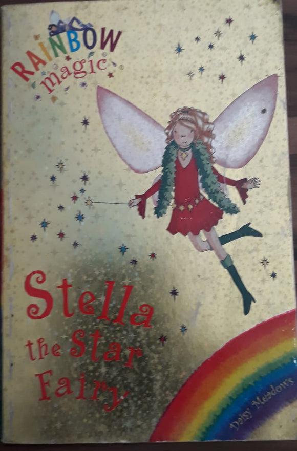 Rainbow Magic - Stella the Star Fairy
