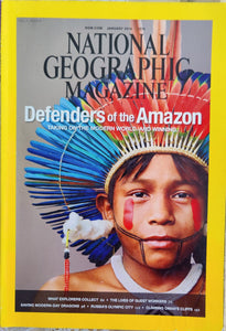 National Geographic January 2014