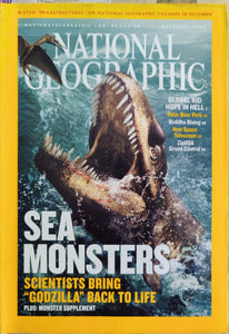 National Geographic December 2005