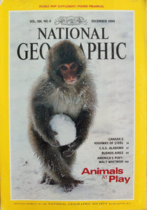 National Geographic December 1994