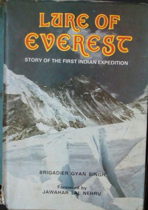 Large Of Everests by Brigadier Gyan Singh