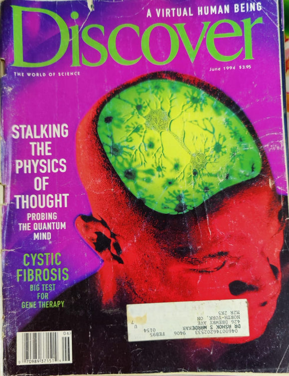 Discover June 1994