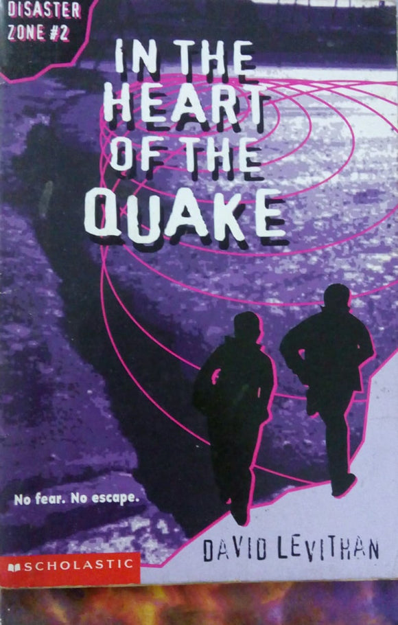 In The Heart Of The Quake by David Levithan