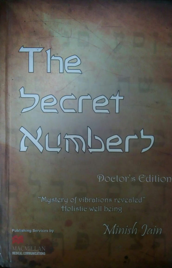 The Secret Numbers by Minish Jain