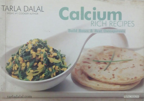 Tarla Dalal Calcium Rich Recipes