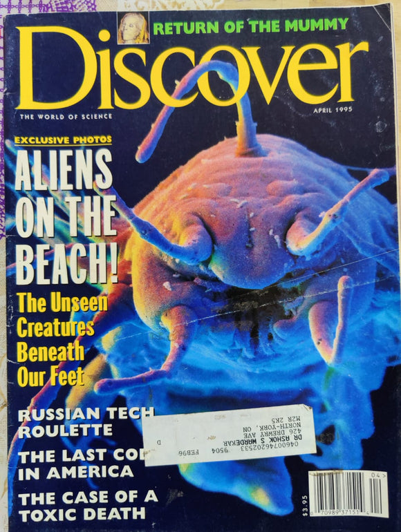 Discover April 1995