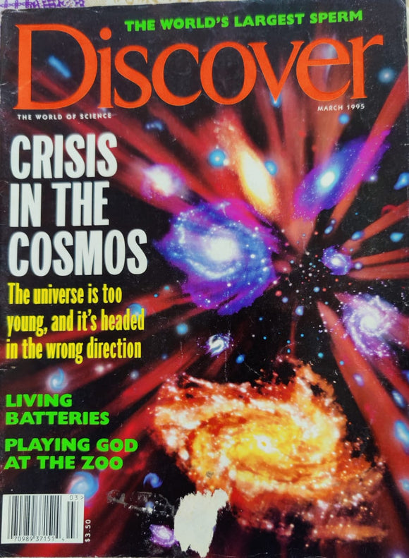 Discover March 1995