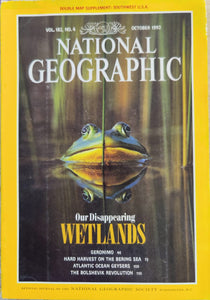 National Geographic October 1992