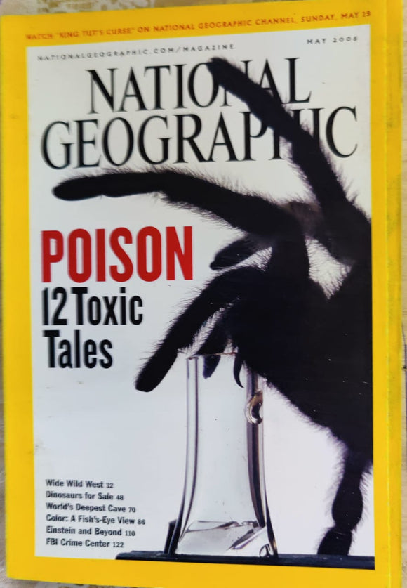National Geographic May 2005