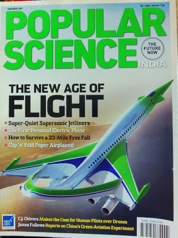 Popular Science May 2012