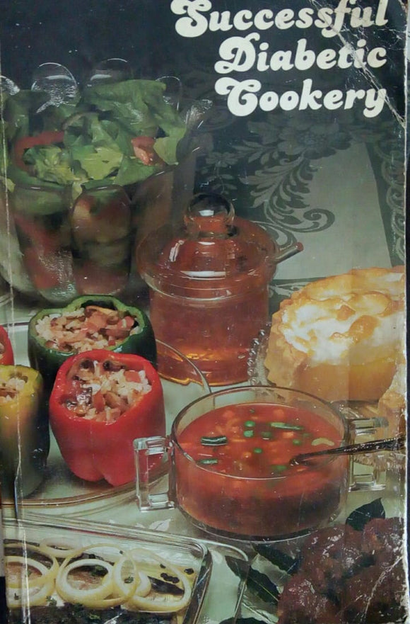 Successful Diabetic Cookery by Pamela Robinson and Audrey Francis
