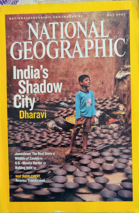 National Geographic May 2007