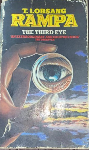The Third Eye by T Lobsang Rampa