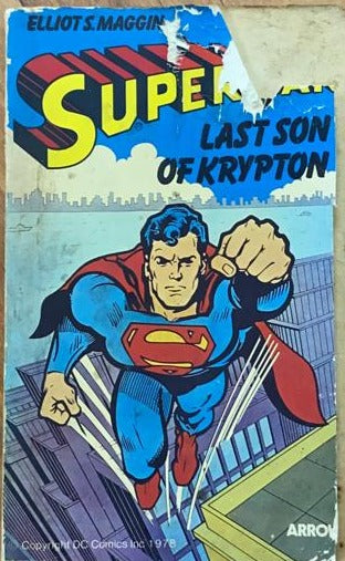 Super Last Son of Krypton