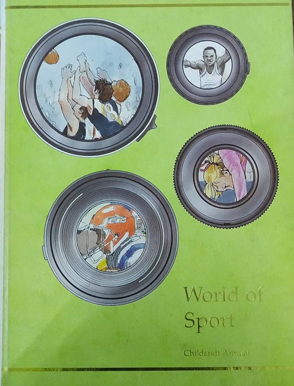 Childcraft  World Of Sport