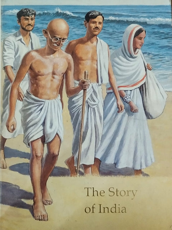 Childcraft The Story Of India