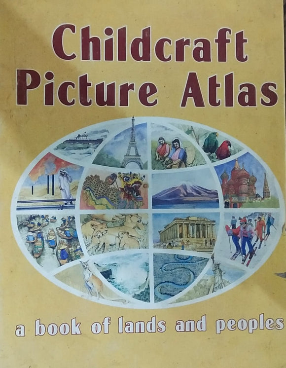 Childcraft Picture Atlas