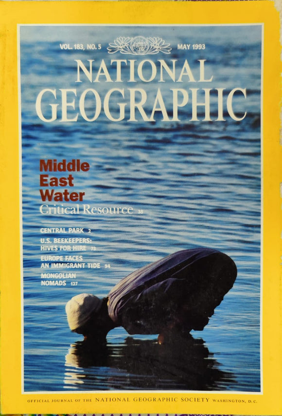 National Geographic May 1993