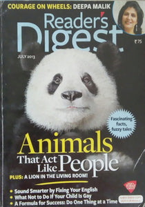 Reader's Digest July 2013