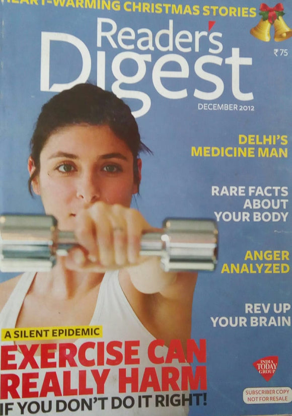 Reader's Digest Dec 2012